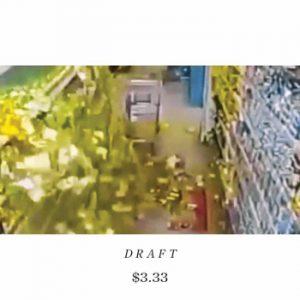 $3.33 - DRAFT EP