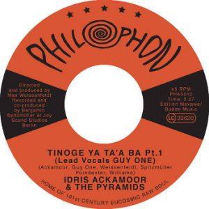 Idris Ackamoor & The Pyramids - Tinoge Ya Ta a Ba