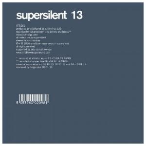 Supersilent - 13
